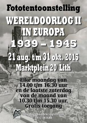 004-Poster Wereldoorlog II Mail